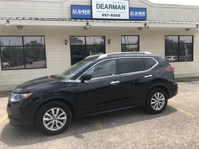 Stock# 450185 USED 2018 Nissan Rogue