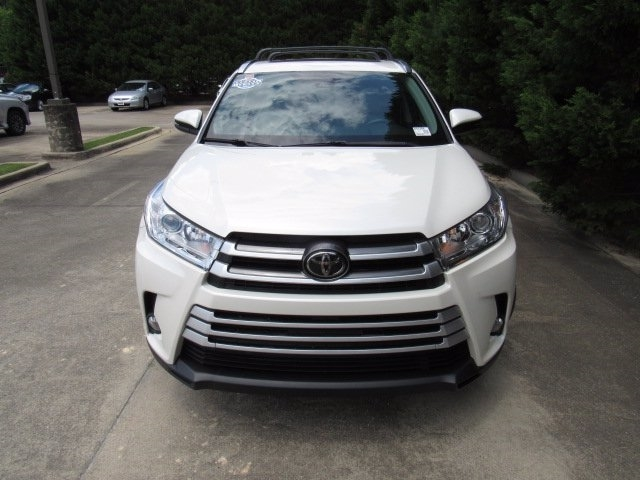 stock  d53359 used 2017 toyota highlander