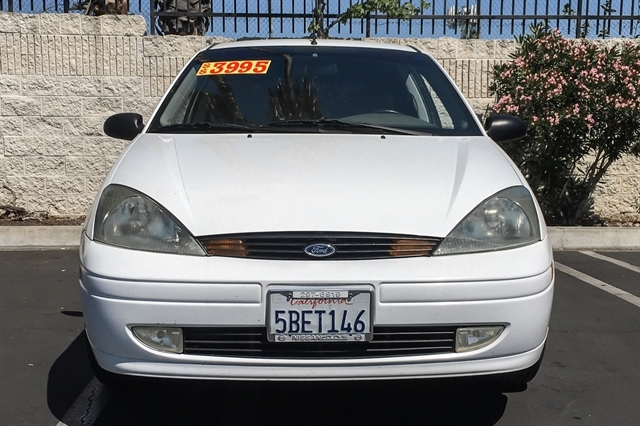 Stock 114842 Used 2003 Ford Focus
