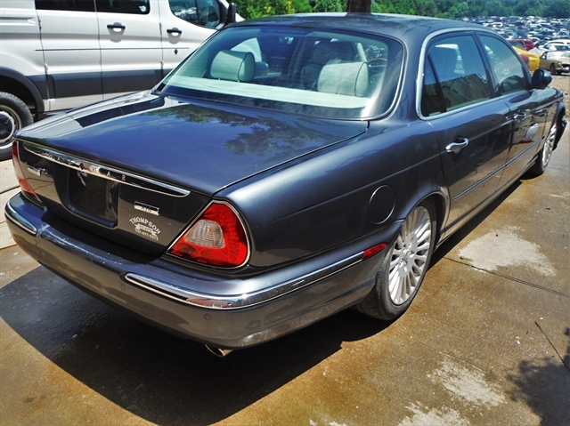 Stock# A588RBGK USED 2005 Jaguar XJ | Bedford, Virginia 24523 | East Coast  Auto Source, Inc.