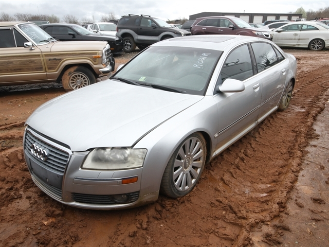 Stock RRFBK USED Audi A L Bedford Virginia East - 2006 audi a8