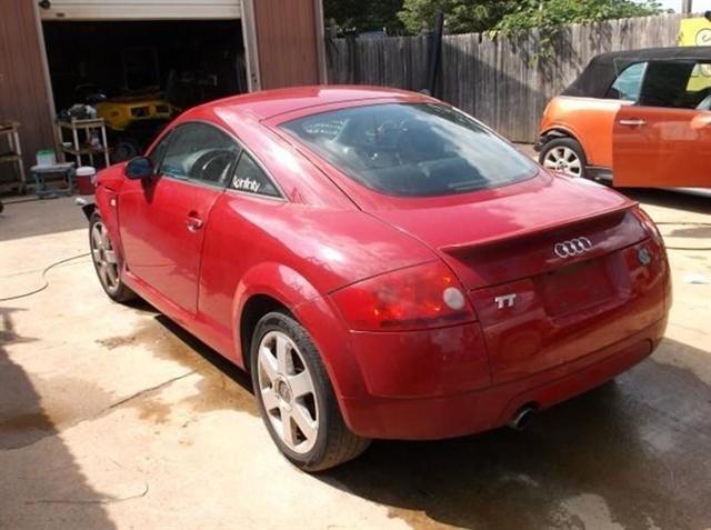 Stock MRCCK USED Audi TT Bedford Virginia East - 2002 audi tt