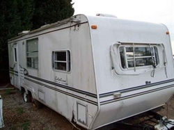 2001 COACHMEN TRAVEL TRAILER