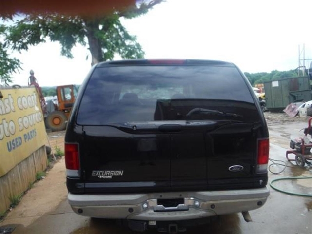 stock j318rcdk used 2000 ford excursion bedford virginia 24523 east coast auto source inc. Black Bedroom Furniture Sets. Home Design Ideas