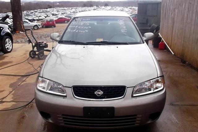 Good 2001 Nissan Sentra GXE