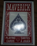 MAVERICK PLAYING CARDS