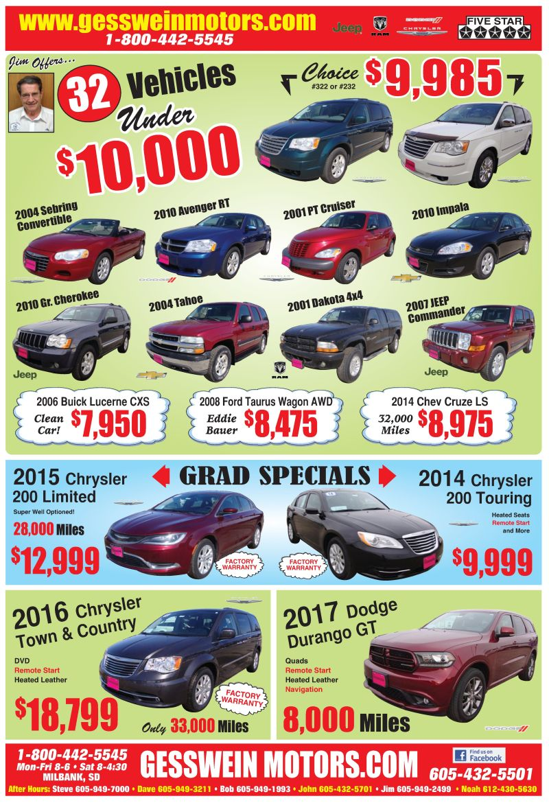 OVER 30 VEHICLES UNDER $10,000!!