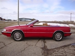 1989 Chrysler Lebaron Coupe/Convertible