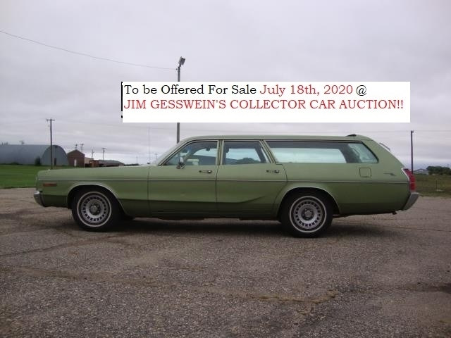 Stock# U13422 USED 1973 DODGE POLARA