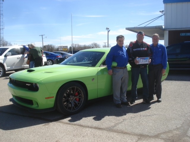 Proud New Hellcat Owner!!