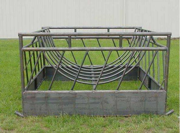 products galvanized ranch feeder hay rugged