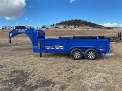 2021 MIDSOTA HV-14 Gooseneck Dump Box