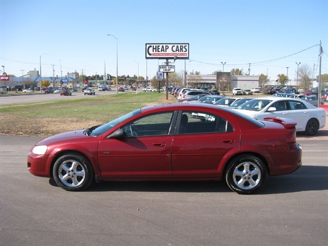 Stock 3879 Used 2005 Dodge Stratus Sdn Sioux Falls South Dakota 57107 Cheap Cars Of Sioux Falls