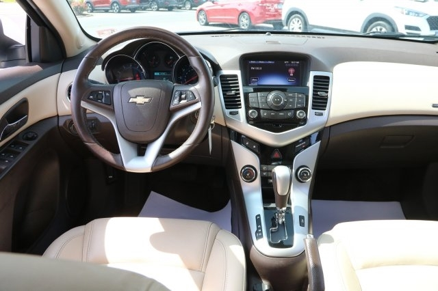 Stock  H9176b Used 2014 Chevrolet Cruze