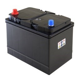 100 Month Warranty Honda Factory Battery