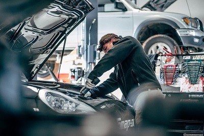Oil Change, Tire Rotation, Alignment and Air Filter Replacement
