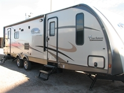 2015 FOREST RIVER 1/2 TON TOWABLE COACHMEN M-297RLDS