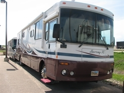 2003 WINNEBAGO JOURNEY DL DIESEL