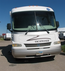1999 HOLIDAY RAMBLER LOW MILES!!  SUPER CLEAN!!