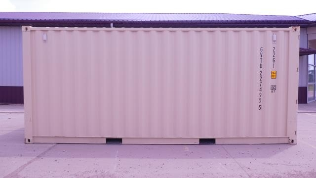 "2016 Storage Container 20 ft ""one-trip"""