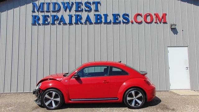 2014 Volkswagen Beetle Coupe