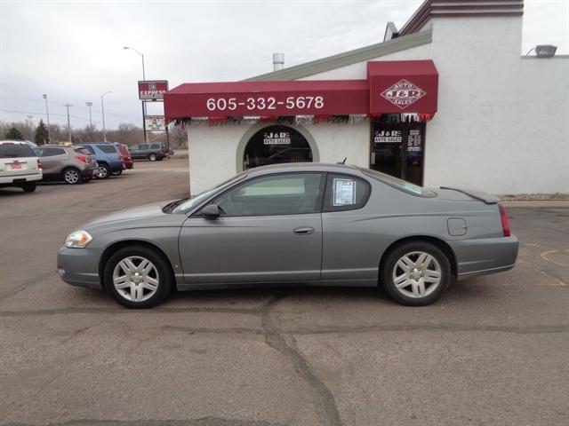 Stock 79123855 Used 2007 Chevrolet Monte Carlo