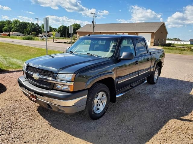 Stock 5548142k Used 2005 Chevrolet Silverado 1500 Worthing South Dakota 57077 Kj Automotive