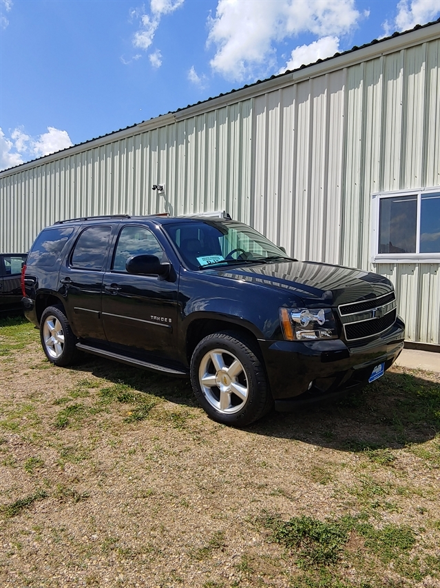 stock p4228d used 2007 chevrolet tahoe madison sd lake herman auto sales lake herman auto sales