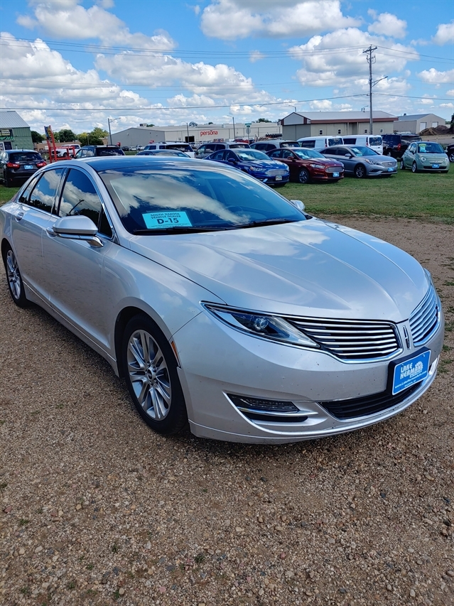 stock p4243d used 2013 lincoln mkz madison sd lake herman auto sales lake herman auto sales