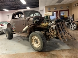 1940 RAT ROD CUSTOM