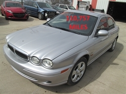 2002 Jaguar X-TYPE