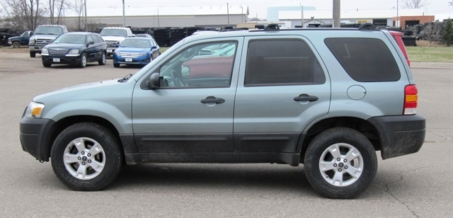 2007 Ford Escape Xlt >> Stock 6752b Used 2007 Ford Escape