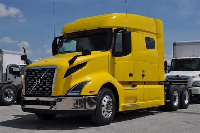 Stock 256167 New 2020 Volvo Vnl64t740 Sioux Falls South Dakota 57104 North American Truck Trailer