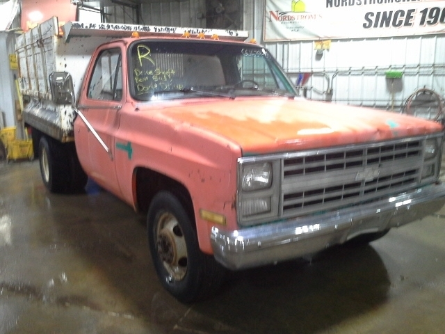1988 Chevrolet 1 Ton Chassis Cab