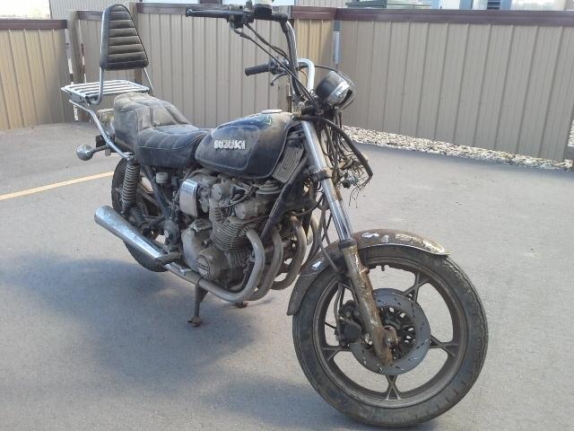 1980 SUZUKI GS850L