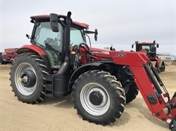 2018 CASE IH MAXXUM 145 MC