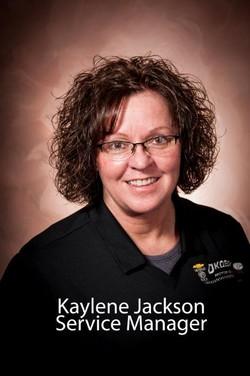 Kaylene Jackson