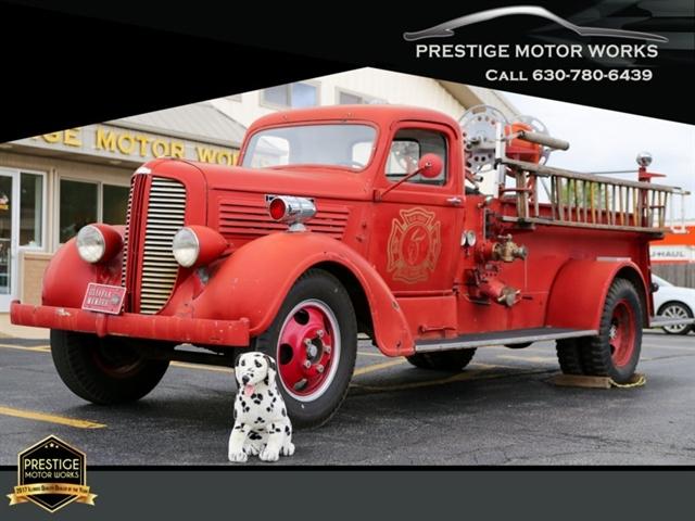 1937 DODGE MF-37 Fire Truck