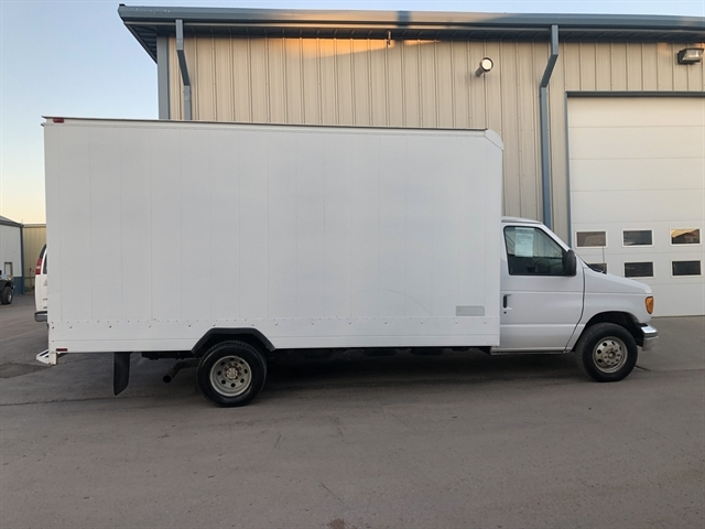 2005 Ford Econoline Commercial Cutaway