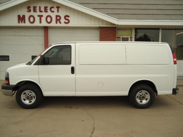 2012 GMC Savana Cargo Van
