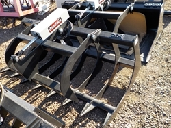 "1900 Spearfish Equipment 66"" brush grapple"