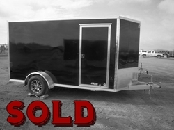 2017 EZ HAULER EZEC6X12SA HAIL SALE DISCOUNTED