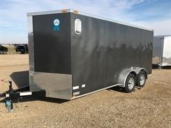 2017 Americas Best Cargo 7x16ft TA