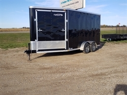 2011 Ferocity Industries 7x12ft Enclosed