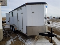 1999 Interstate 7x16ft Enclosed