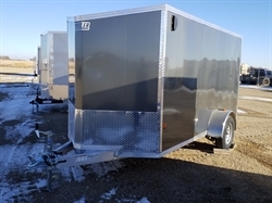 2018 EZ HAULER 6x12ft Enclosed