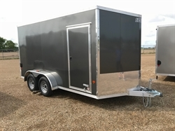 2018 EZ HAULER 7x14ft Enclosed