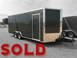 2018 AERO 8.5x20ft Enclosed