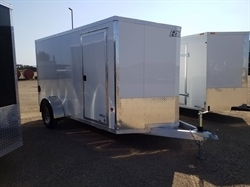 2019 EZ HAULER 6x12ft Enclosed