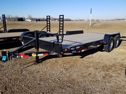 "2019 DCT 83""x20ft Heavy Duty w/Slide-In Ramps"